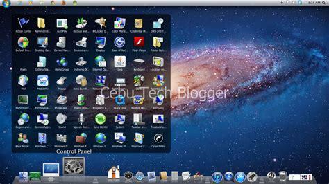 download theme for windows 7 mac os x leopard download windows 7 theme mac os x lion cebutechblogger com