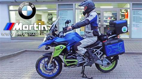 Bmw Motorrad Tuning Zubehör by Bmw Martin Edition Valle On Tour Bmw R1200 Gs Umbau