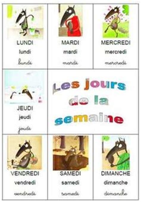 S Calendrier Changer Couleur 1000 Images About Le Loup Qui Voulait Changer De Couleur