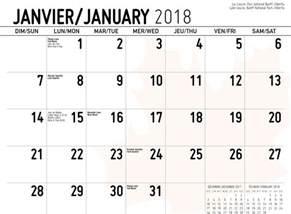 2018 Calendar Alberta 2018 Of Canada Promotional Wall Calendar