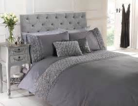 limoges duvet cover set grey double ebay