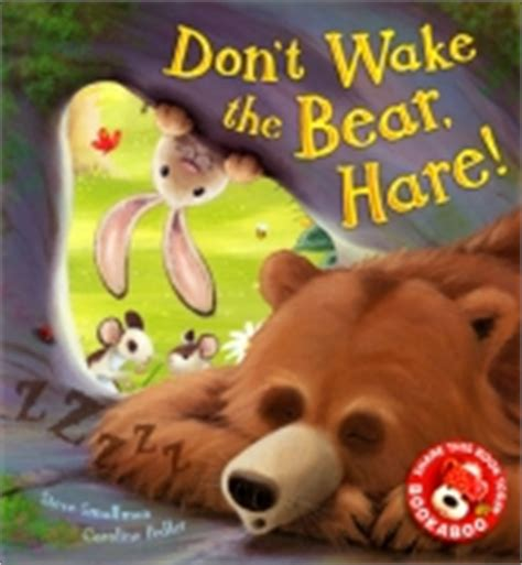bears dont read great stories to read aloud