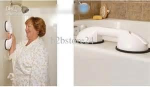 bathtub handicap railing brass wall mounted shower high end bathroom handrail