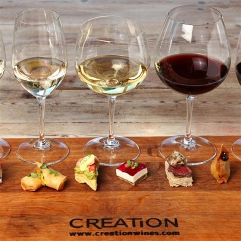 best food and wine pairings creation wins best food and wine pairing award creation