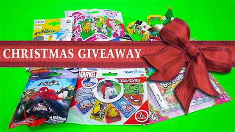free toys christmas giveaway 2015 submission of entries is now closed kids play o - Free Toys Giveaway For Christmas