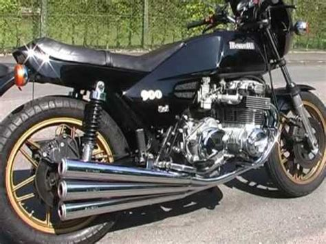 Yamaha Motorrad 6 Zylinder by Benelli 900 Sei 6 Zylinder Sound Vs Zz Top
