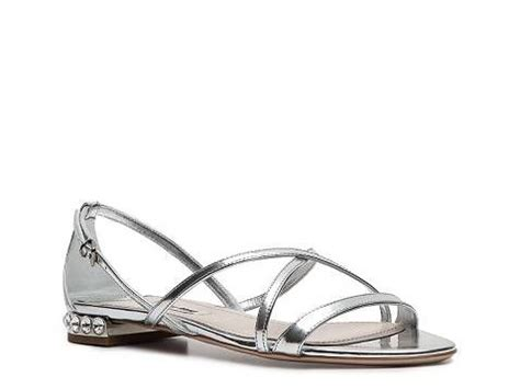 pretty silver flat comfortable sandals comfort sneakers