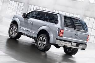 2016 Ford Bronco 2016 Ford Bronco Will Reportedly Replace The Outgoing Ford