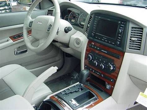 2005 Jeep Grand Interior by Jtoncrey33 2005 Jeep Grand Specs Photos Modification Info At Cardomain