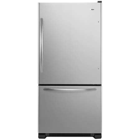 Wss Gift Card Balance - amana stainless steel bottom freezer refrigerator abb1924wss abt