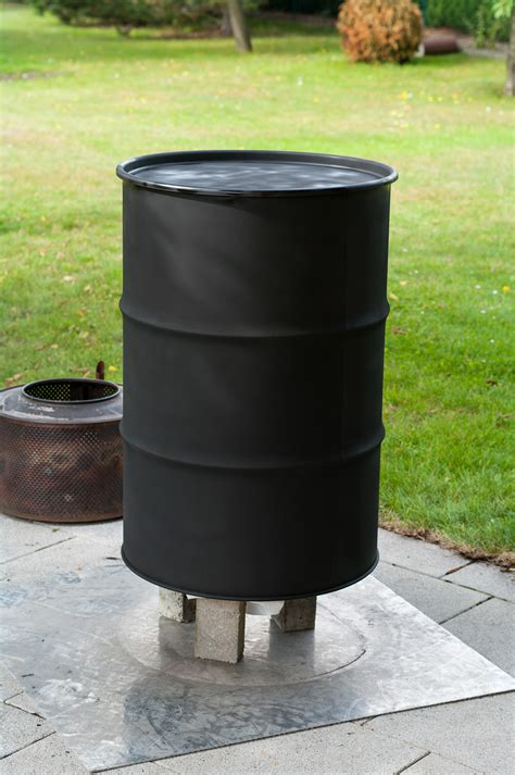Grill Lackieren Anleitung by How To Drum Smoker Bauen Tipps Tricks Chefgrill