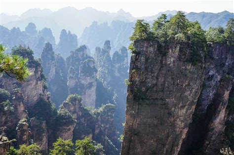 zhangjiajie national forest park china govisitycom