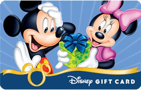 Where Can I Buy A Disney Gift Card - new disney mickey s surprise birthday minnie collectible gift card no cash value ebay