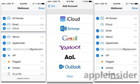 Iphone Mail Layout | inside ios 7 mail gets advanced gesture support and
