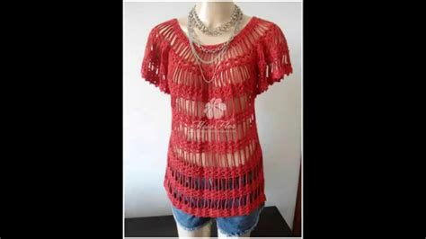 youtube blouse pattern how to crochet blouse very easy free pattern youtube