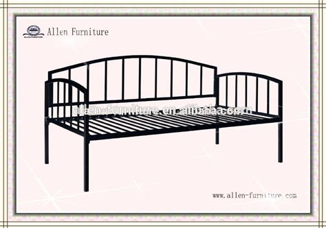 Wrought Iron Daybed Wrought Iron Outdoor Daybed Metal Sofa Daybed Buy Daybed Trundle Spare Bed Metal Black
