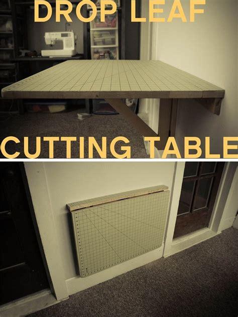 wall mounted drop down desk de 25 bedste id 233 er inden for cutting p 229 pinterest