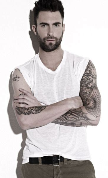 adam levine tattoo sleeve 96 best images about tattoos for on