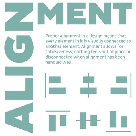 design elements alignment six easy principles of graphic design ideborah marketing