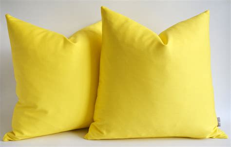 Yellow Decorative Pillows by Yellow Decorative Pillows Interior Home Design Home