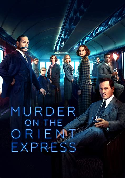 amc movies murder on the orient express by kenneth branagh murder on the orient express movie fanart fanart tv