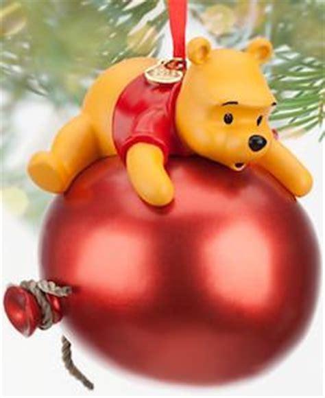 winnie the pooh balloon christmas ornament