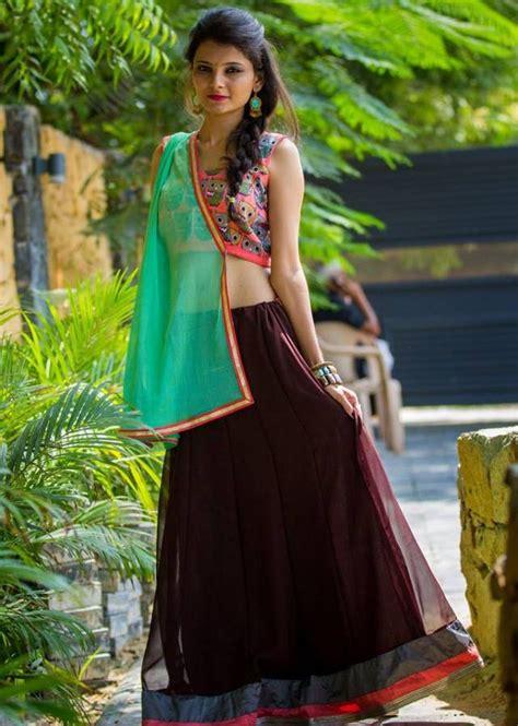 trendy unseen navratri chaniya choli designs  local