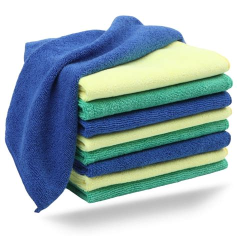 Microfiber Clean by 5 Best Microfiber Cleaning Cloth Through Your