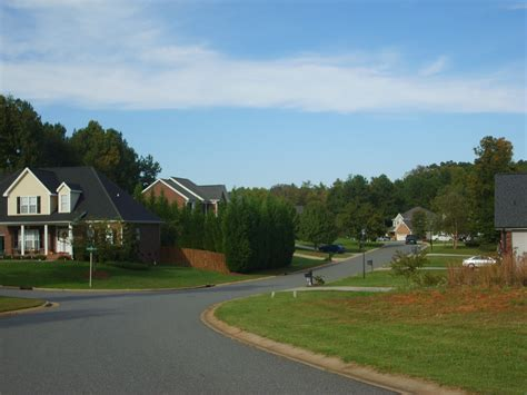 cambridge estates subdivision in gastonia gaston and