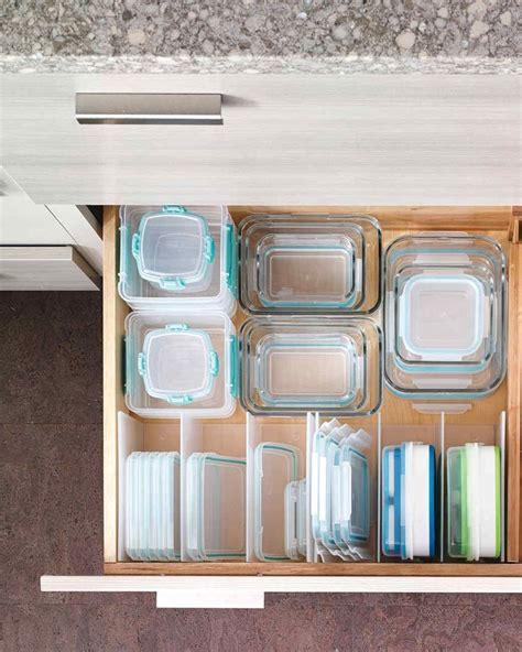 kitchen food storage ideas 25 best tupperware organizing ideas on