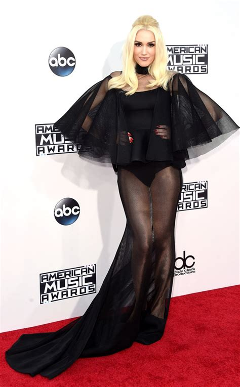 amas the best 2015 amas best and worst dressed