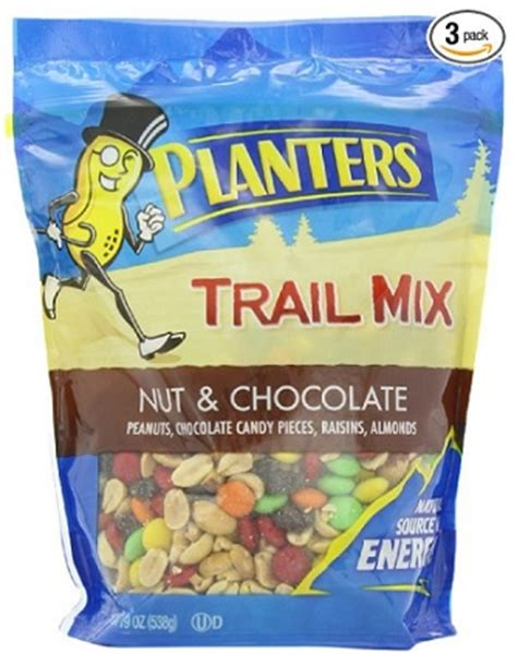 Planters Mix by 3 Planters Trail Mix 19 Ounce Bags 13 59 Shipped Addictedtosaving