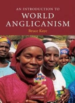 An Introduction To Religion by An Introduction To World Anglicanism Introduction To