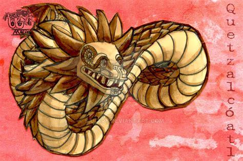 imagenes de dios quetzalcoatl quetzalcoatl by sakary on deviantart