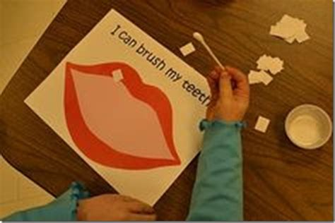 teeth crafts for 11 dental health month crafts bellies babies beyond