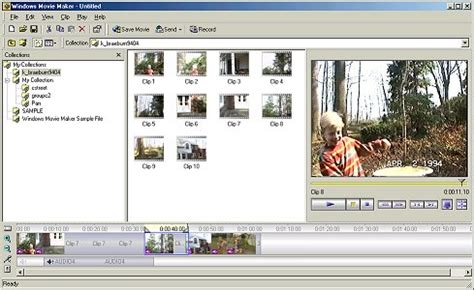 windows 7 movie maker tutorial timeline windows movie maker