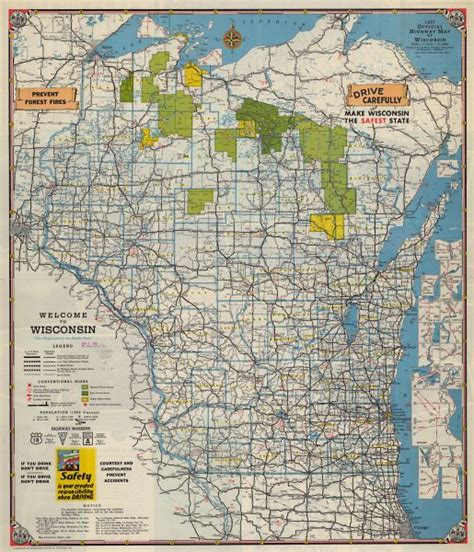 road map wisconsin road map of wisconsin and illinois border logopriority