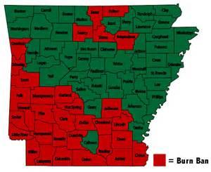 burn ban map washington county burn ban lifted fayetteville flyer