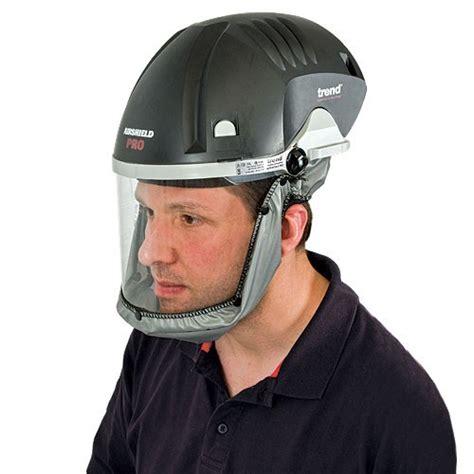 trend airshield air circulating face shield