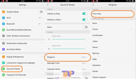 how to get ringtones on android how to make a song a ringtone on android smartphones easy steps