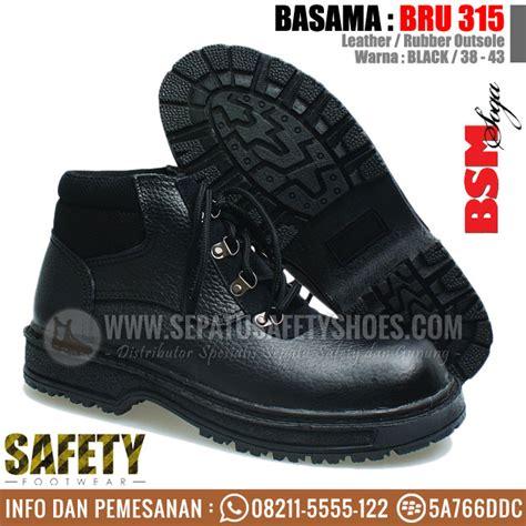 Sepatu Safety Raindoz basama bru 315 toko sepatu safety safety shoes