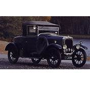 American Old Car Triumph History 10/20 Cars