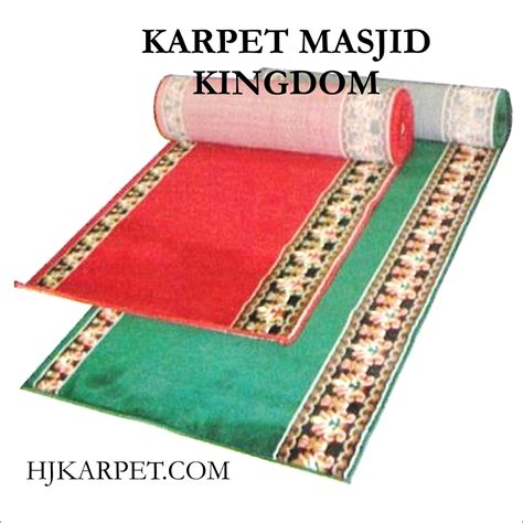 Karpet Masjid Kingdom karpet masjid roll archives hjkarpet
