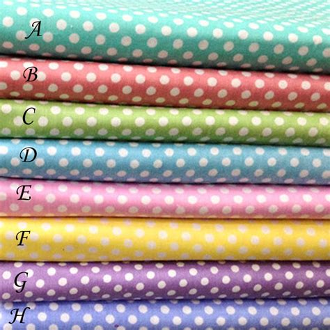 Tirai Polkadot Pink 100 200 200 160cm green blue purple pink yellow polka dot 100