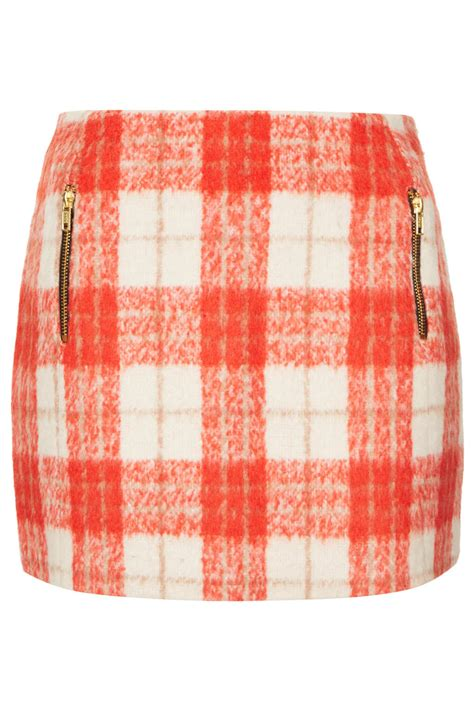 Checker Skirt why cher horowitz is your check mate this season the snap edit