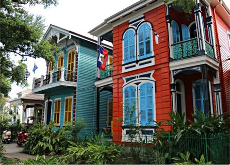new orleans colorful houses new orleans homes and neighborhoods 187 new orleans homes