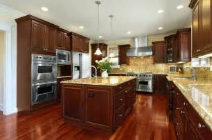 Kitchen Ideas With Dark Cabinets by Dark Kitchen Cabinets Design