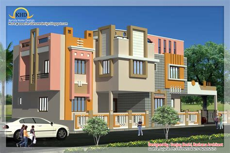 duplex house plans with elevation indian style home plan and elevation design kerala home