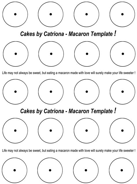 right click then save as and print macarons