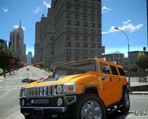Hummer H2 Limited Edition by Hummer H2 2010 Limited Edition For Gta 4